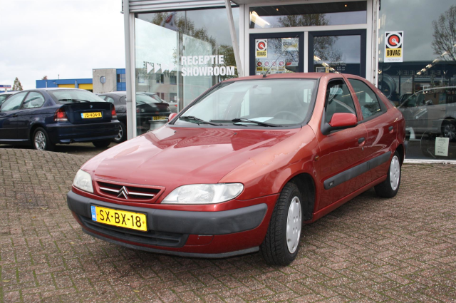 Citroën-Xsara
